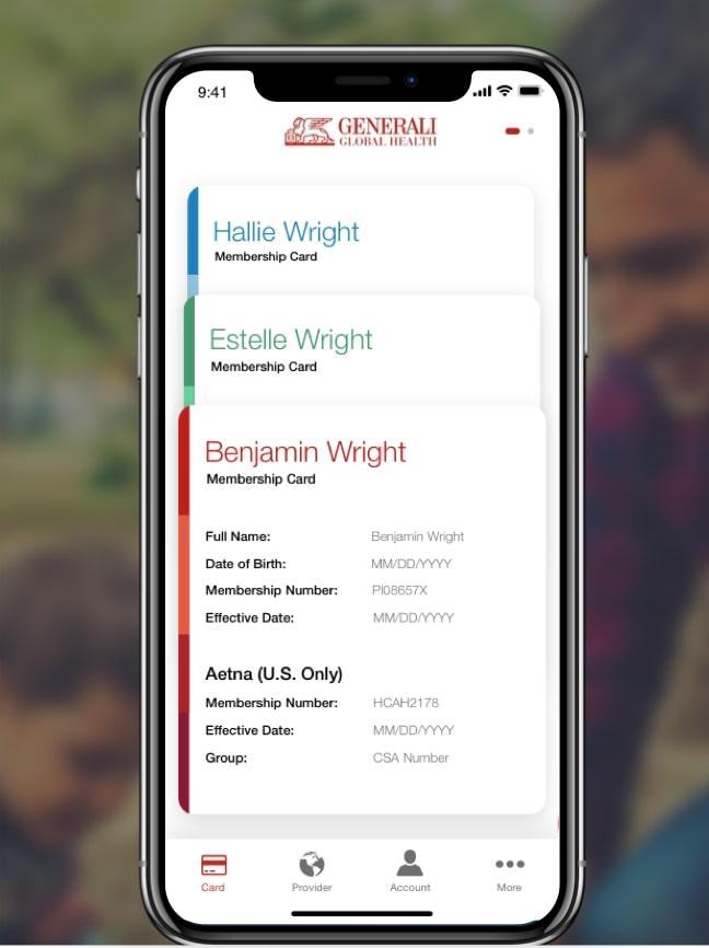 Generali App Image